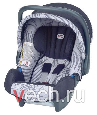 автокресло romer baby-safe plus cora