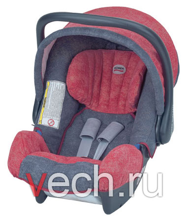 автокресло romer baby-safe plus NELE