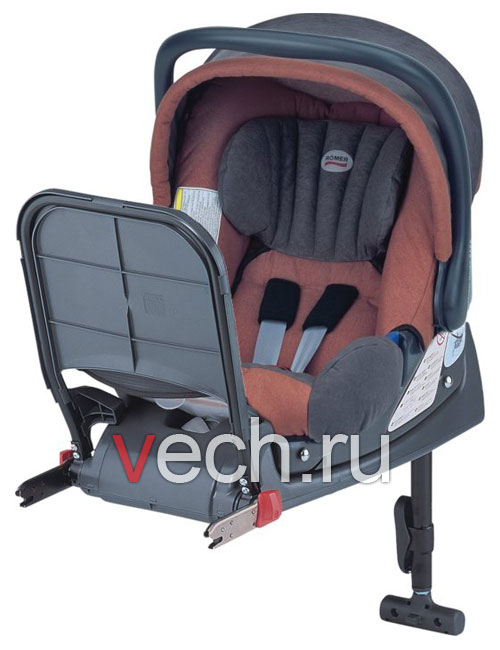 автокресло romer baby safe isofix plus TERRY