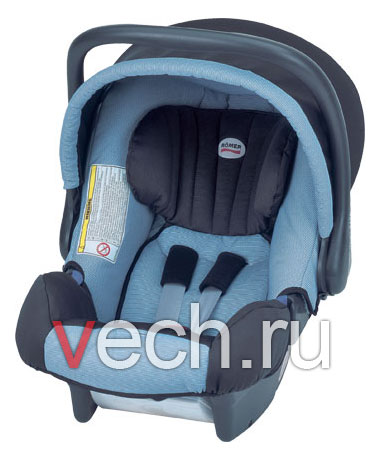 автокресло romer baby-safe plus JULIE