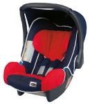 romer baby safe plus pierre