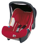 romer baby safe plus senna