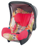 romer baby safe plus stella
