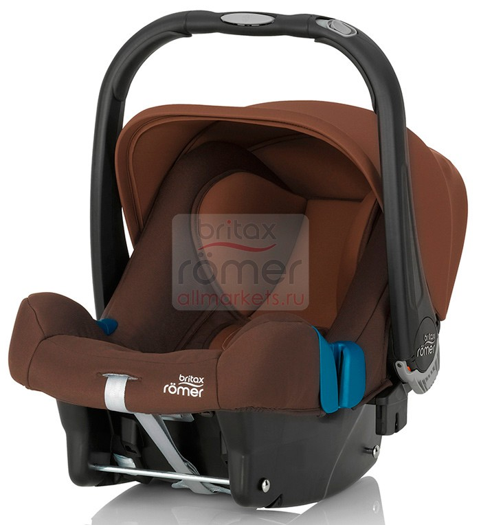АВТОКРЕСЛО BRITAX ROMER BABY SAFE PLUS SHR II WOOD BROWN