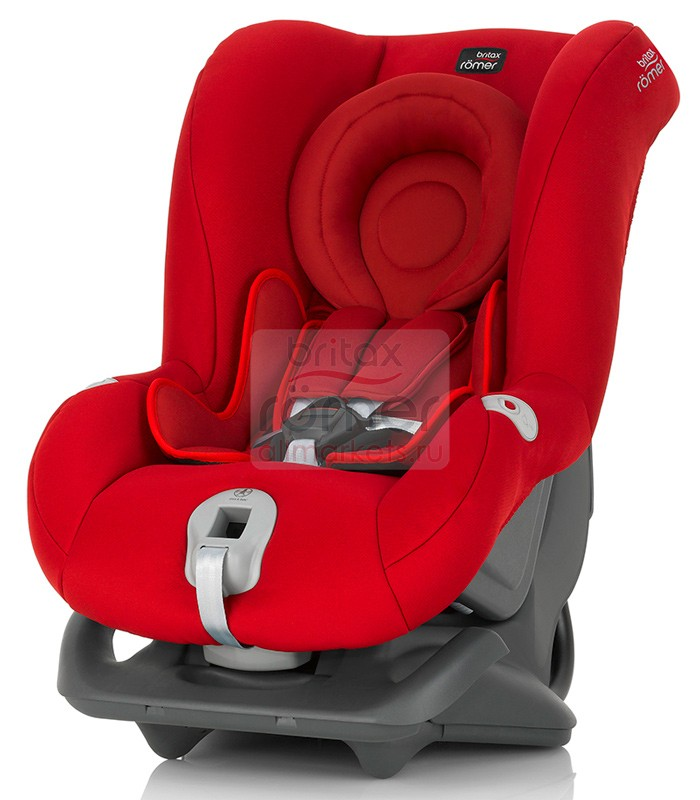 АВТОКРЕСЛО BRITAX ROMER FIRST CLASS PLUS FLAME RED