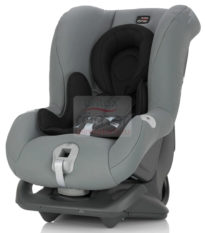 АВТОКРЕСЛО BRITAX ROMER FIRST CLASS PLUS STEEL GREY