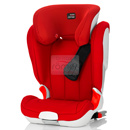 britax romer kidfix xp flame red