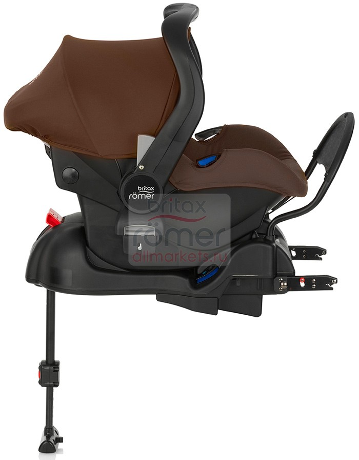 АВТОКРЕСЛО BRITAX ROMER PRIMO + BASE ISOFIX WOOD BROWN