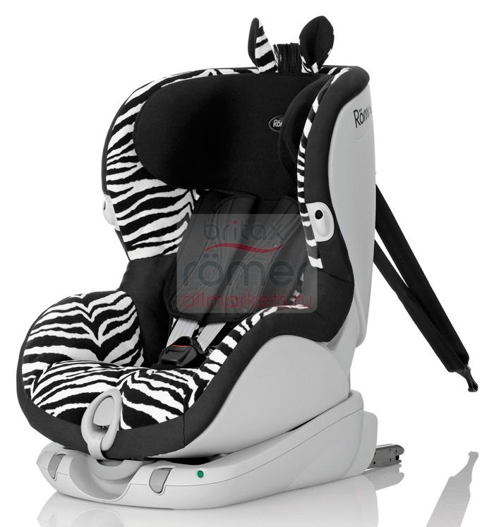 britax romer zebra