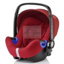 автокресло britax romer baby safe i-size flame red
