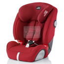 автокресло britax romer evolva 1-2-3 sl sict flame red