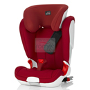 автокресло kidfix ll xp flame red