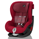 britax romer king ll flame red