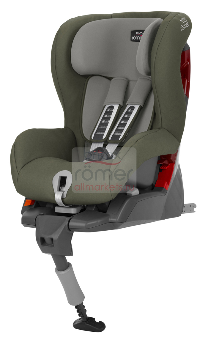 АВТОКРЕСЛО BRITAX ROMER SAFEFIX PLUS OLIVE GREEN